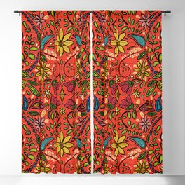 aziza fire Blackout Curtain