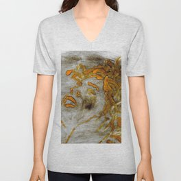 Medusa-The Trauma Unisex V-Neck