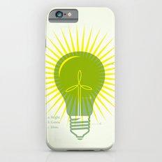 Bright Green Ideas iPhone 6s Slim Case