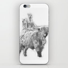 Fantastic 3 iPhone Skin