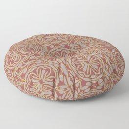 Mosaic of my mind Floor Pillow
