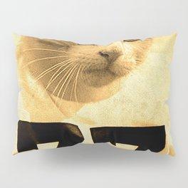 Baseball Kitten #1 Pillow Sham