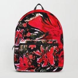Redder Flower Backpack