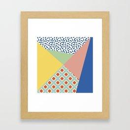 I tried Framed Art Print