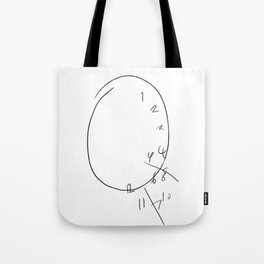 Will Graham - The Clock Tote Bag