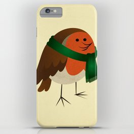 The Robin's new scarf iPhone Case