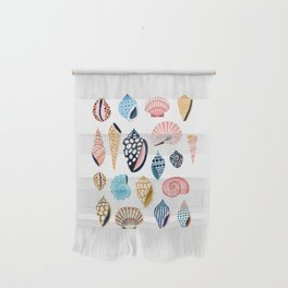 Under the Sea Shells Wall Hanging