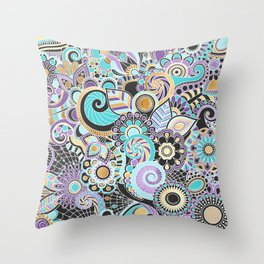 Ophelia Throw Pillow