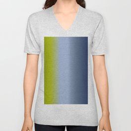 Ombre Summer Breeze 1 Unisex V-Neck