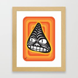 deek Framed Art Print