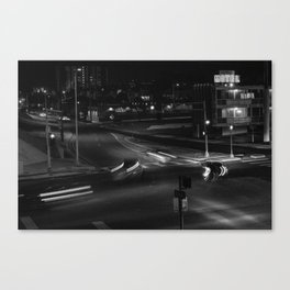 """Motel"" Canvas Print"
