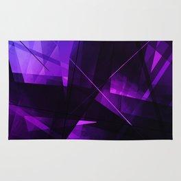 Vanquish - Geometric Abstract Art Rug