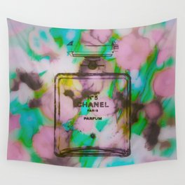 CHANELNo. 5 Remixed Wall Tapestry