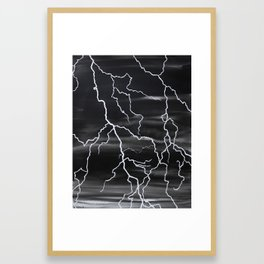 Fulgur Framed Art Print