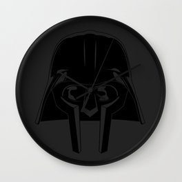 Doom Vader / Darth Doom Wall Clock