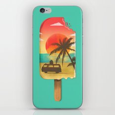 Vacation Time iPhone Skin