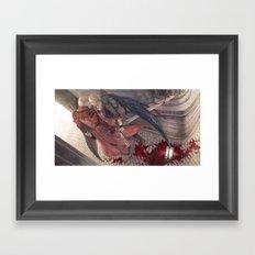 Trigger of Thymia Framed Art Print
