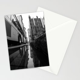 Deep Under Pittsburgh Stationery Cards