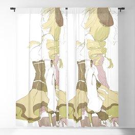 Tomoe Mami Blackout Curtain