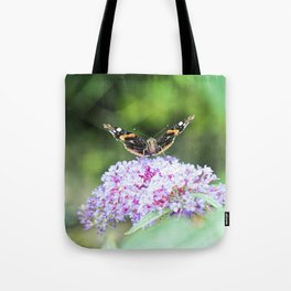 Butterfly IV Tote Bag
