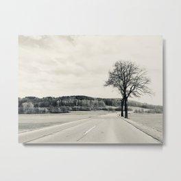 Move On Photography Metal Print