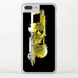 Alansis Clear iPhone Case