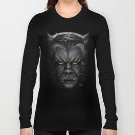 The Werewolf Curse Long Sleeve T-shirt