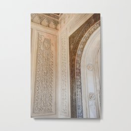 Historic walls Metal Print