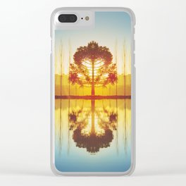Thirteen Clear iPhone Case