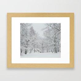 Ekbacke II Framed Art Print