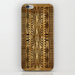 African Weave iPhone Skin