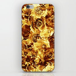 flowers 54 iPhone Skin