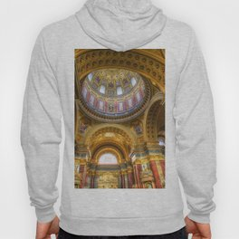 St Stephen's Cathedral Budapest Hoody