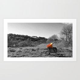 Bong 034 Art Print
