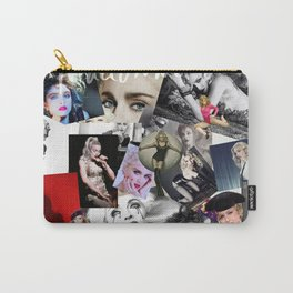 Madonna Collage-Ish. Carry-All Pouch