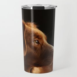 Nova Scotia Duck Tolling Retriever Travel Mug