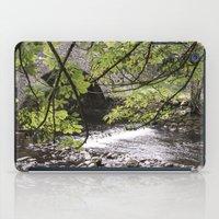 bridge iPad Cases featuring Bridge   by Mark Spence