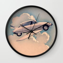 JEAN MARAIS 1965 - FANTOMAS Wall Clock