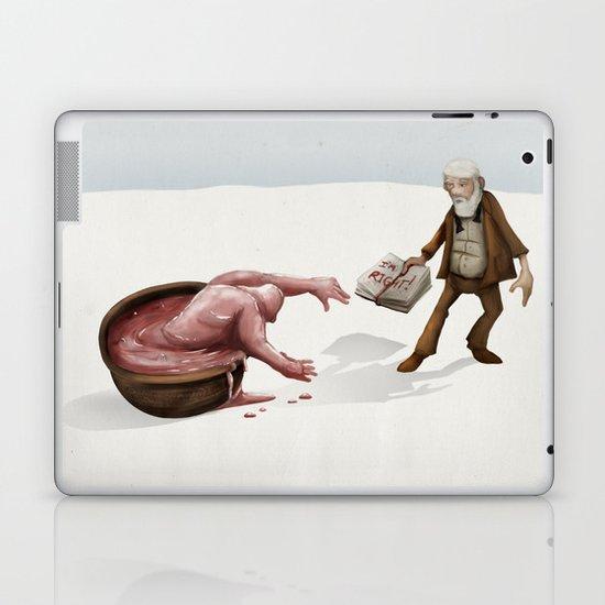 Evolution Laptop & iPad Skin