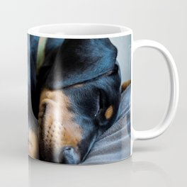 Days of Dog sitting Coffee Mug