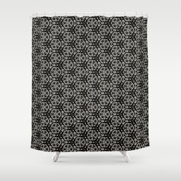 Tiger Paisley Shower Curtain