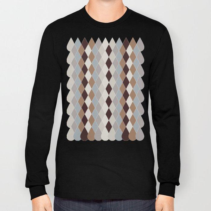 Java Drip Long Sleeve T-shirt
