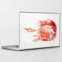 bruno mars Laptop & iPad Skins featuring Mars by Robert Farkas