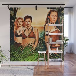 Charmed Valkyries Wall Mural