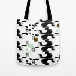 Safety Catch Tote Bag
