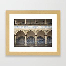 São Francisco Convent - Salvador, Brazil Framed Art Print