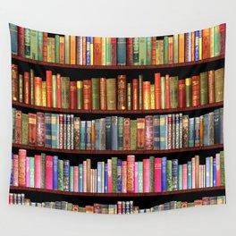 Vintage books ft Jane Austen & more Wall Tapestry