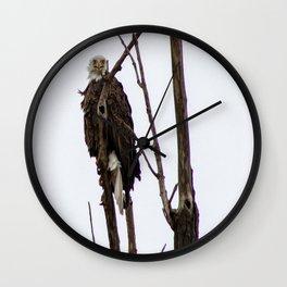 Kearney Eagle Wall Clock
