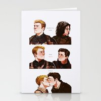 stucky Stationery Cards featuring memories fade by suitfer