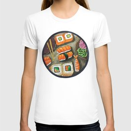 Sushi & Rolls T-shirt